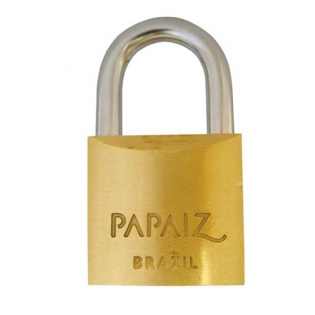 Cadeado Papaiz 20mm