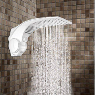 Chuveiro Duo Shower Quadra Multi Temperaturas 6800W 220V