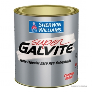 Fundo Super Galvite 900ml Branco Sherwin Williams