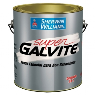Fundo Super Galvite 3,6L Branco Sherwin Williams
