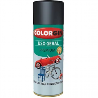 Spray Uso Geral Azul Ceu 54024 350ml Colorgin