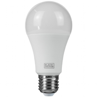 Lampada LED 15W Branca 6500k Black Decker